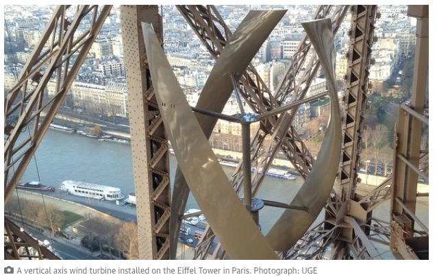 Eiffelturbine